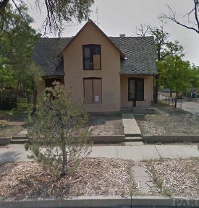 Pueblo Multi Family Home For Sale: 122 Lamar Ave