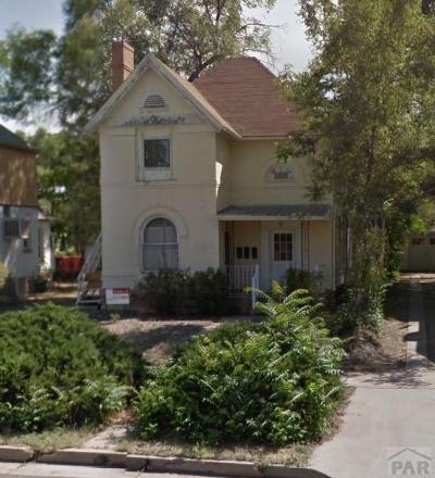Pueblo Multi Family Home For Sale: 321 E Evans Ave