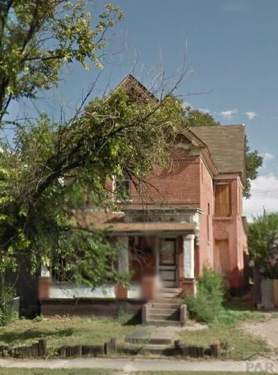 Pueblo Multi Family Home For Sale: 717 E 8th St