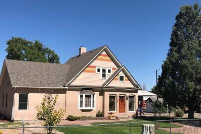Pueblo Single Family Home For Sale: 23125 Preston Rd