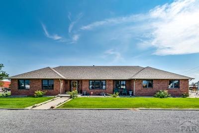 Pueblo Single Family Home For Sale: 27560 Everett Rd