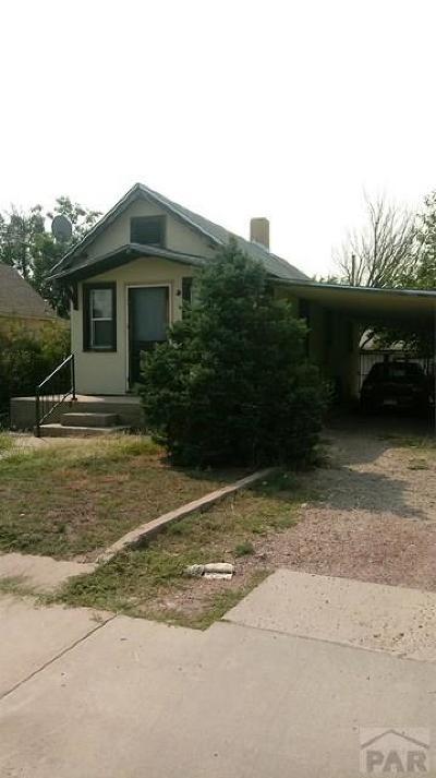 Pueblo Multi Family Home For Sale: 806 E Mesa Ave