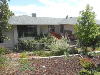Colorado City Single Family Home For Sale: 5950 Olympus Lane