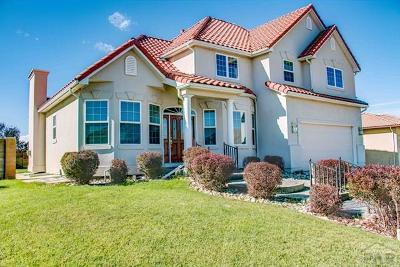 Pueblo Single Family Home For Sale: 3938 Augusta Lane