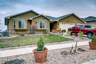 Pueblo Single Family Home For Sale: 5131 La Randa