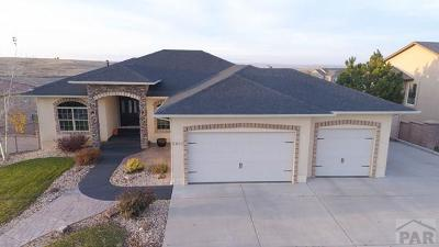 Pueblo Single Family Home For Sale: 5637 Venezia Way