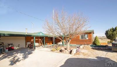 Pueblo Single Family Home For Sale: 5585 Verde Rd