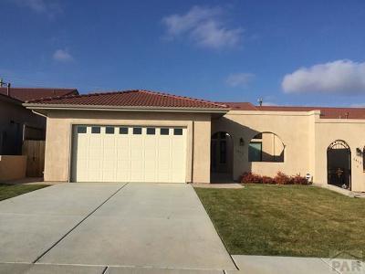 Pueblo Single Family Home For Sale: 1415 Aquila Dr