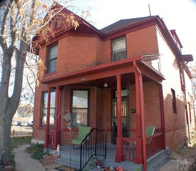 Pueblo Single Family Home For Sale: 418 W 10th St