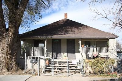 Pueblo Multi Family Home For Sale: 523-525 Bay State