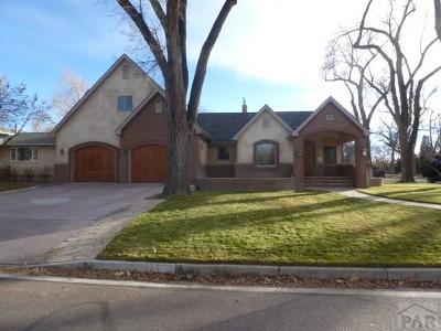 Pueblo Single Family Home For Sale: 244 Melrose