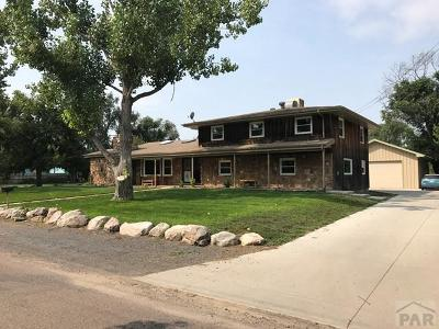 Pueblo Single Family Home For Sale: 445 Brentwood