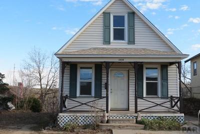 Pueblo Single Family Home For Sale: 1018 S Santa Fe Ave
