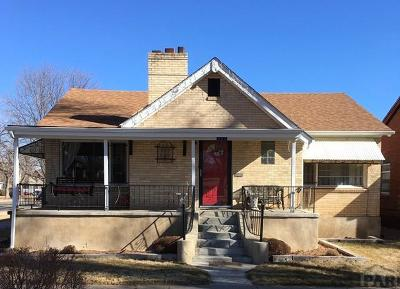 Pueblo Single Family Home For Sale: 225 W Pitkin Ave