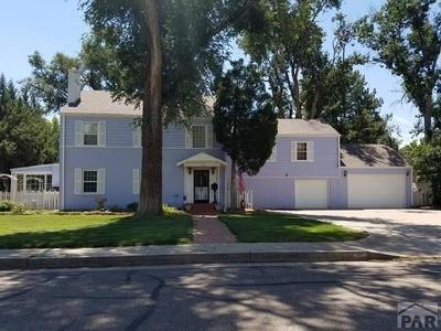 Pueblo Single Family Home For Sale: 320 Carlile Ave