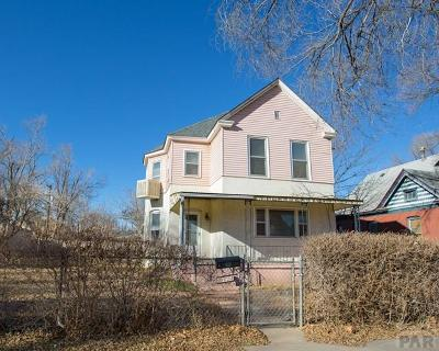 Pueblo Single Family Home For Sale: 1427 Spruce St