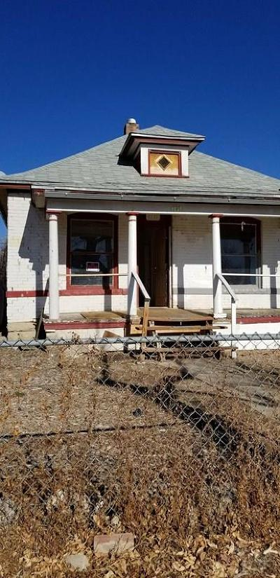Pueblo Multi Family Home For Sale: 1131 W 15th St #A &