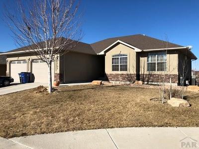 Pueblo Single Family Home For Sale: 5127 La Randa