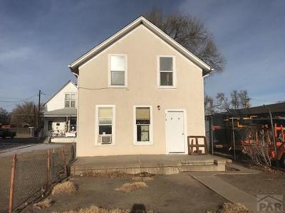 Pueblo Multi Family Home For Sale: 213 Colorado