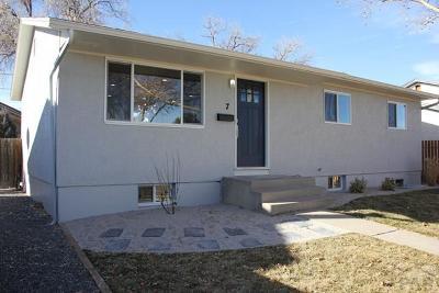 Pueblo Single Family Home For Sale: 7 Chestnut Dr
