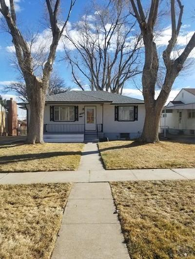 Pueblo Single Family Home For Sale: 1636 Gaylord Ave