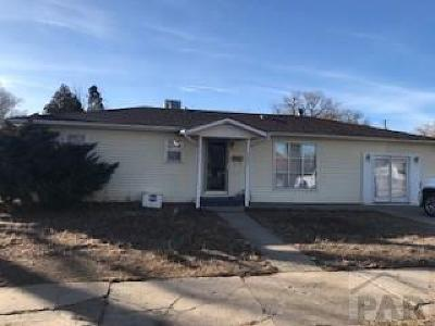 Pueblo Single Family Home For Sale: 2205 N Main St