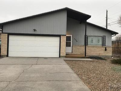 Pueblo Single Family Home For Sale: 3626 Ivywood Lane