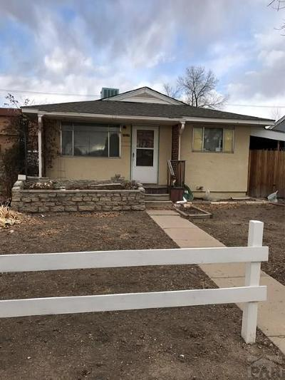 Pueblo Single Family Home For Sale: 1027 W 18th St