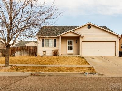 Pueblo Single Family Home For Sale: 3747 Bobcat Lane