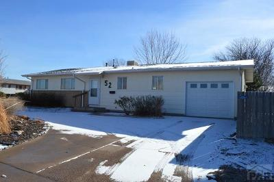 Pueblo Single Family Home For Sale: 52 Lehigh Ave