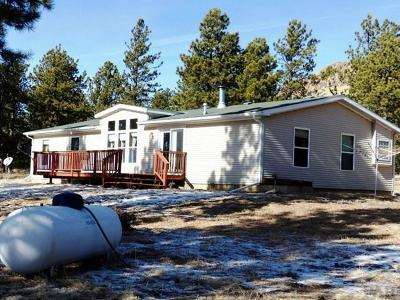 Westcliffe Single Family Home For Sale: 336 Ptarmigan Trail