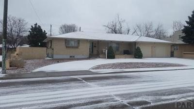 Pueblo Single Family Home For Sale: 7 Temple Dr