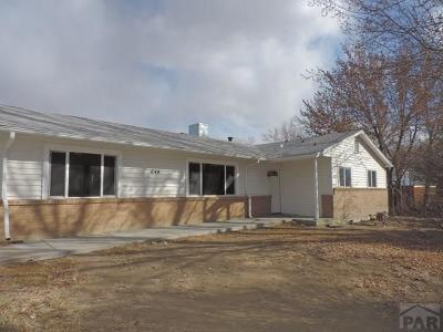 Canon City Single Family Home For Sale: 644 Glenmoor Rd