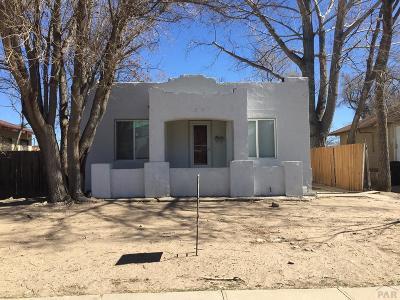 Pueblo Single Family Home For Sale: 820 Berkley Ave