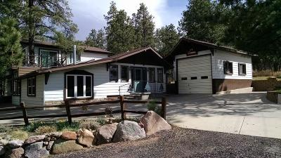 Beulah Single Family Home For Sale: 9248 S Pine Dr