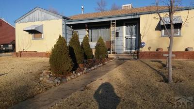 Pueblo Single Family Home For Sale: 2530 W La Veta Lane