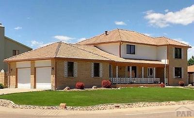 Pueblo Single Family Home For Sale: 1 Encino Pl