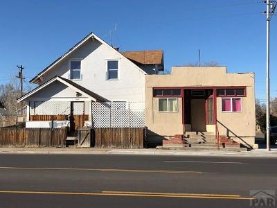 Pueblo Multi Family Home For Sale: 1835 E 4th St
