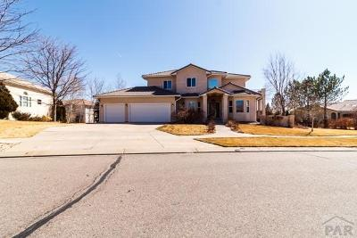 Pueblo Single Family Home For Sale: 4310 Muirfield Rd
