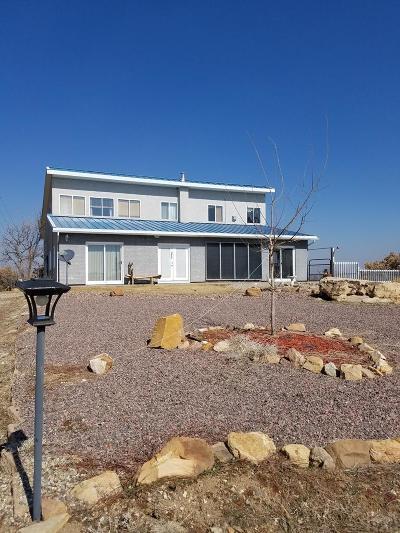 Colorado City Single Family Home For Sale: 6400 Waco Mish Rd