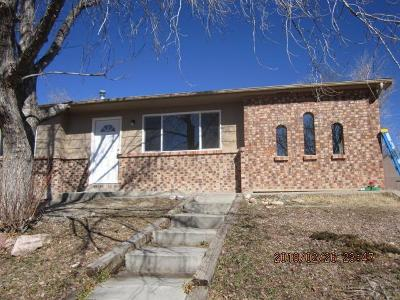 Canon City Single Family Home For Sale: 503 Meadowland Blvd