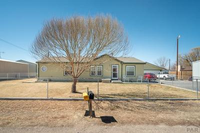 Pueblo Single Family Home For Sale: 843 29 1/4 Lane