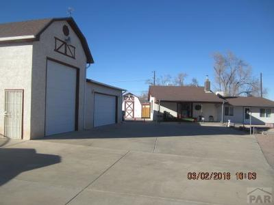 Pueblo Multi Family Home For Sale: 909 Cherry Lane