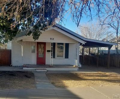 Pueblo Single Family Home For Sale: 912 W 11th St