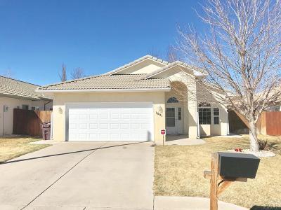 Pueblo Single Family Home For Sale: 1001 Cherrycrest Dr