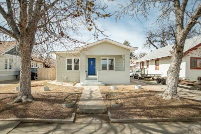 Pueblo Single Family Home For Sale: 2415 N Grand Ave