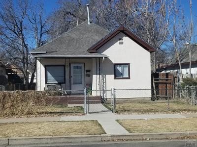Pueblo Single Family Home For Sale: 1217 Bragdon Ave