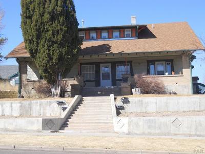 Pueblo Multi Family Home For Sale: 1825 West St