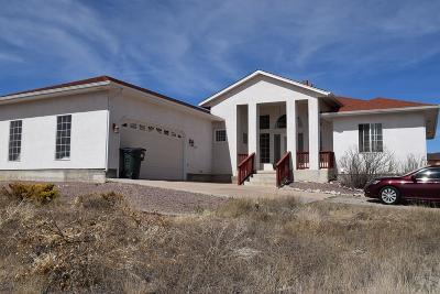 Pueblo Single Family Home For Sale: 5647 Summit View Dr