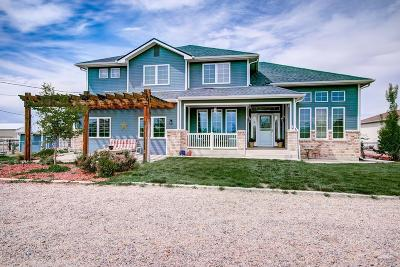Pueblo Single Family Home For Sale: 29931 Gale Rd